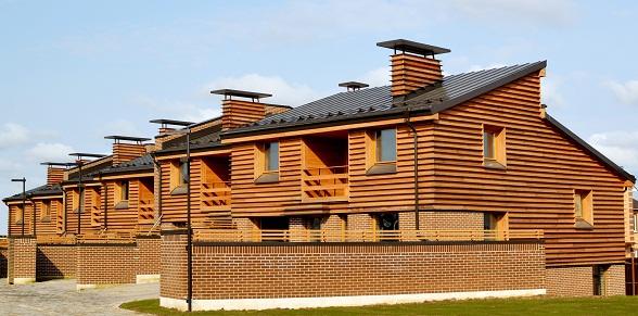 Строительство кирпичных домов в Саратове под ключ